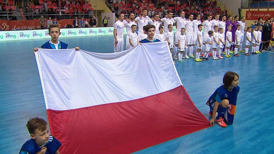 Polska - Serbia 0:4 futsal (08.04.2017)