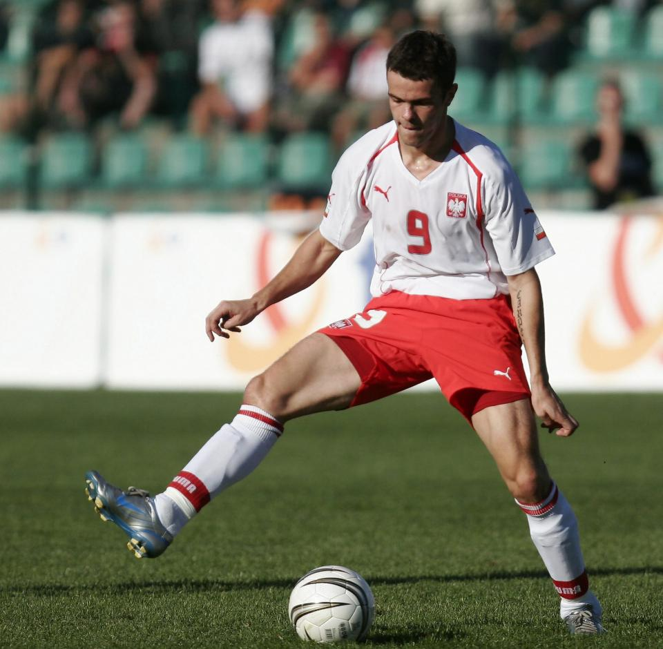 Polska - Austria 2:2 U21 (02.09.2005)