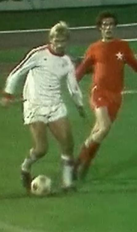Johann Boskamp, 1976.
