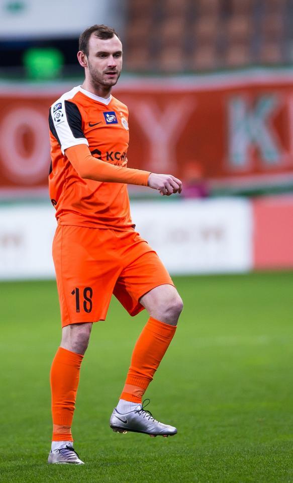 Filip Starzyński (do meczu Zagłębie Lubin - SønderjyskE 1:2, 28.07.2016).