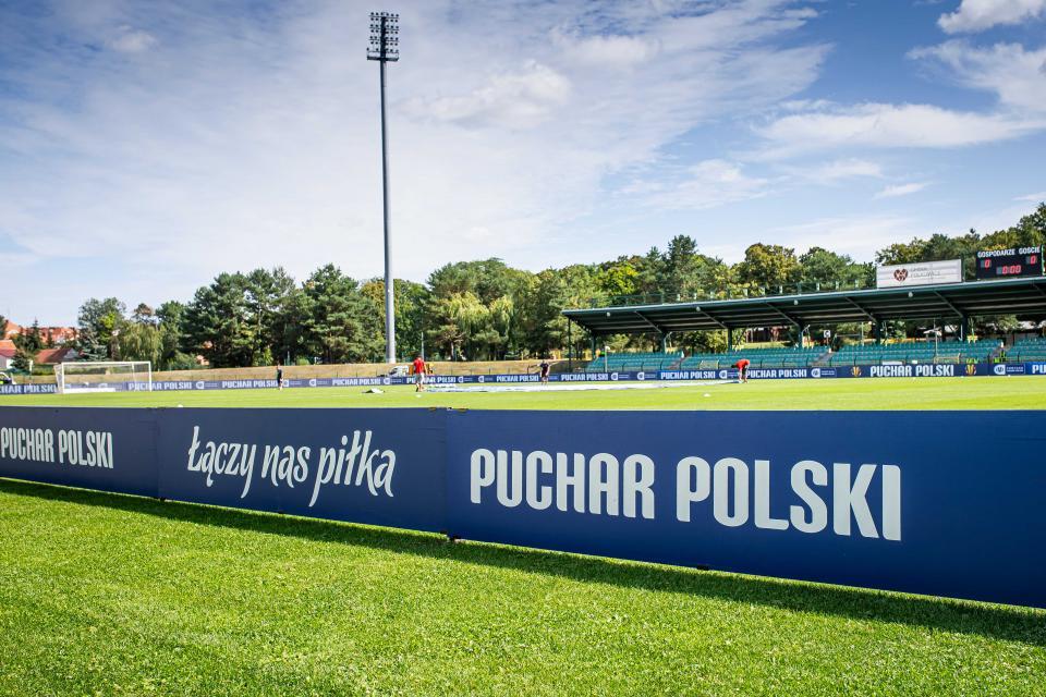 Górnik Polkowice - Arka Gdynia 0:5 (23.08.2020)