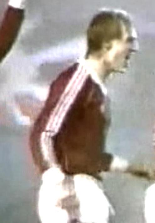 Widzew Łódź - Sparta Praga 1:0 (19.10.1983) Frantisek Straka