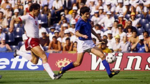 Polska - Włochy (08.07.1982)