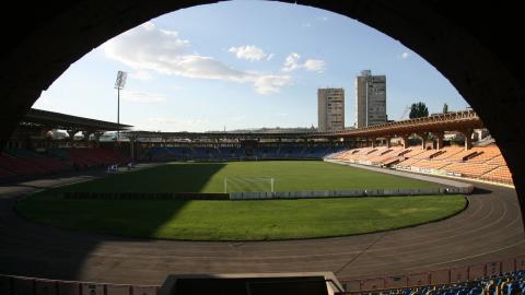 Stadion Republikański w Erywaniu.