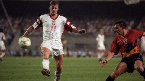 Andrzej Juskowiak - Barcelona 1992