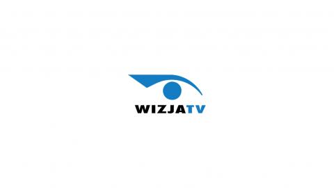 Logo Wizja TV.