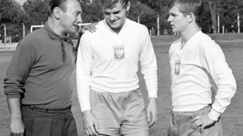 Reprezentacja Polski lata 60-te