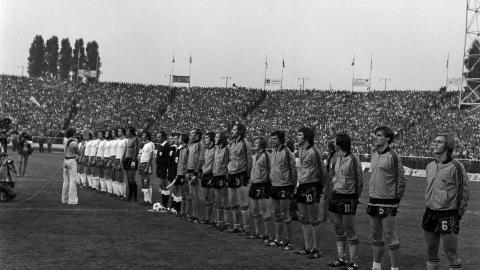 Polska - Holandia (14.09.1975)