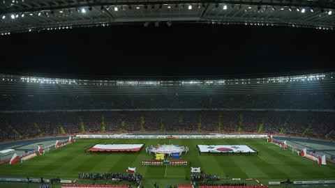 Polska - Korea Południowa 3:2 (27.03.2018)