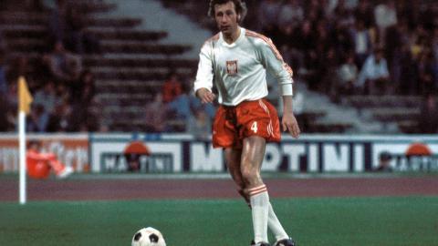 Antoni Szymanowski - mundial 1974