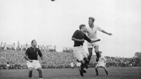 Polska - Węgry 4:2 (27.08.1939)
