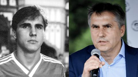 Dariusz Dziekanowski 1985/2020.