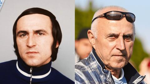 Jan Domarski 1974/2019.