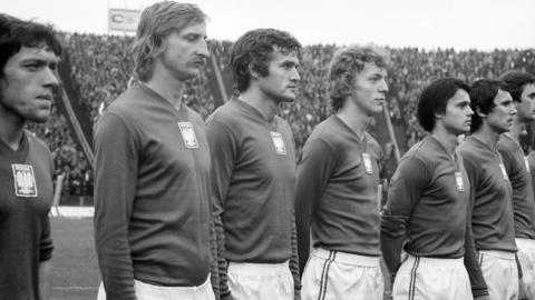 Polska - Cypr 31.10.1976