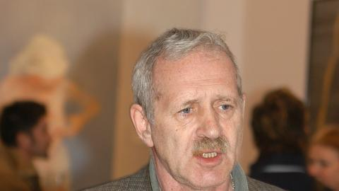Janusz Atlas w 2004 roku
