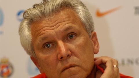 Henryk Kasperczak 2003.
