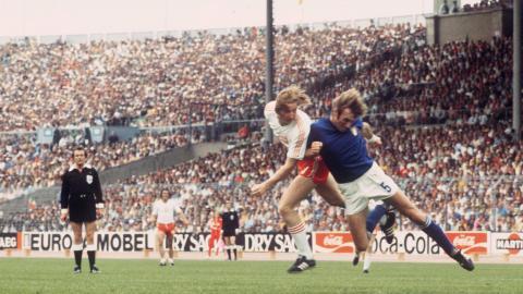polska - wlochy 2:1 (23.06.1974)