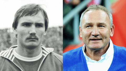 Roman Wójcicki 1979/2017.