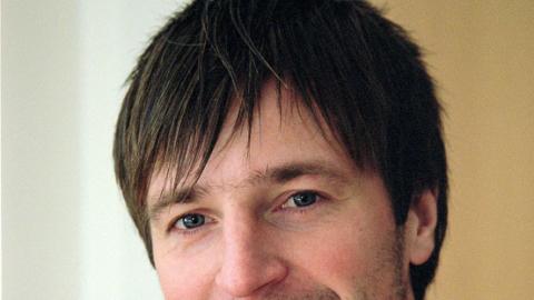 Maciej Żurawski w 2003 roku.