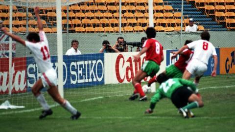 polska – portugalia (07.06.1986)