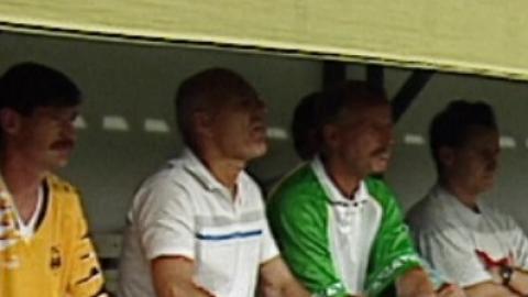 GKS Katowice – Ararat Erywań 2:0 (10.08.1995) Orest Lenczyk