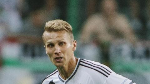 Igor Lewczuk, Legia Warszawa 2016.