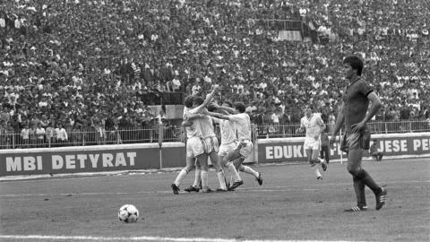 albania – polska (30.05.1985)