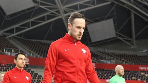 Polska - Norwegia 4:1 (09.03.2021) futsal Michał Kubik