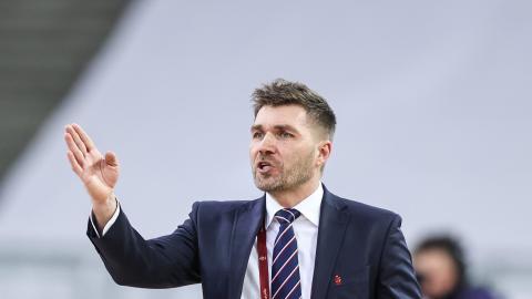 Norwegia - Polska 0:3 futsal (05.03.2021) Błażej Korczyński