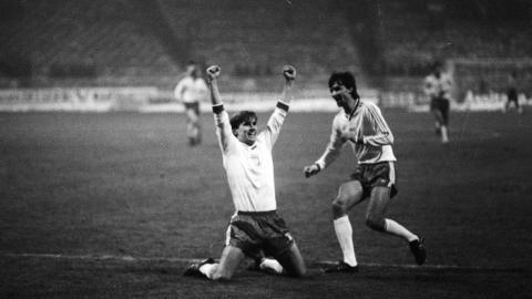 polska – włochy (16.11.1985)