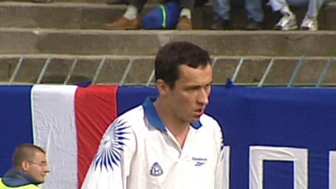 Ruch Chorzów – Bologna 0:2 (25.08.1998) Mariusz Śrutwa