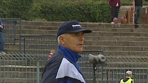 Ruch Chorzów – Bologna 0:2 (25.08.1998) Orest Lenczyk