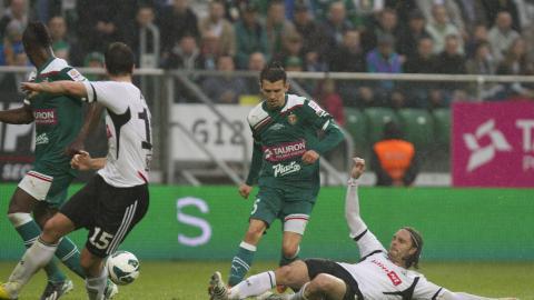 Śląsk Wrocław - Legia Warszawa 0:2 (02.05.2013) Waldemar Sobota