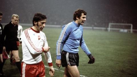 polska - portugalia (29.10.1977)