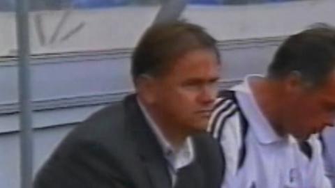 FC Tbilisi - Legia Warszawa 0:1 (12.08.2004) Dariusz Kubicki