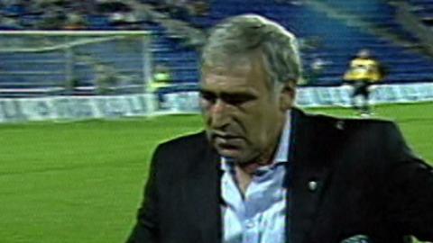 Lech Poznań - Terek Grozny 0:1 (26.08.2004) Woit Tałgajew
