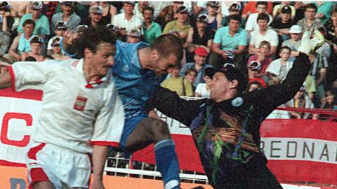 polska - san marino (28 kwietnia 1993)