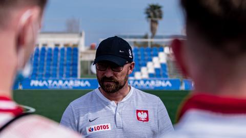 Polska - Arabia Saudyjska 7:0 (26.03.2021) U21 Maciej Stolarczyk