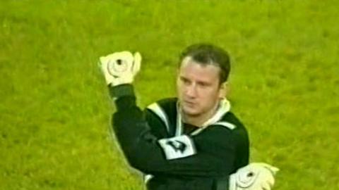 Terek Grozny - Lech Poznań 1:0 (12.08.2004) Waldemar Piątek