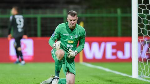 Krzysztof Baran (GKS Katowice - Pogoń Szczecin 1:1, k. 4-3, 26.09.2018).
