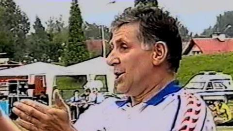 Polska - Norwegia 3:0 (31.08.2001) Lesław Ćmikiewicz