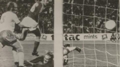polska - szwecja (26.06.1974)