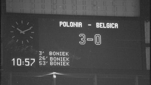 polska - belgia (28.06.1982)
