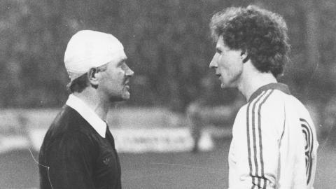 Widzew Łódź – Juventus Turyn 2:2 (20.04.1983)