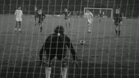 górnik zabrze - as roma (15.04.1970)