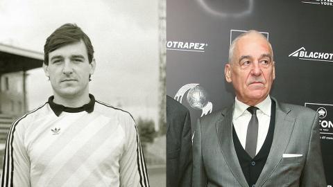Jacek Kazimierski 1985/2019.