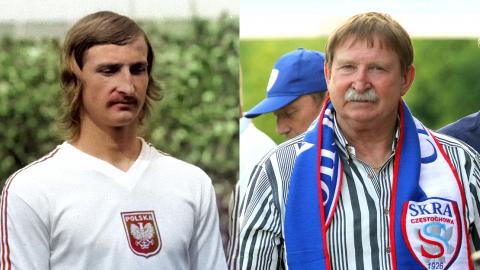 Andrzej Szarmach 1974/2018