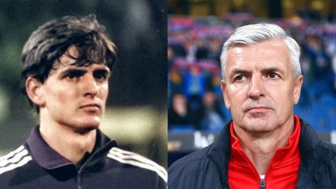 Dariusz Wdowczyk 1986/2017